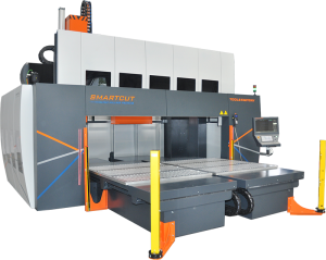 SMARTCUT 5 axis CNC trimming machine
