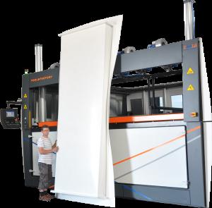 thermoforming machine 4000 x 2000