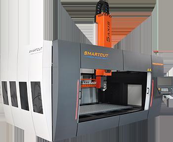 SMARTCUT 5 AXIS CNC