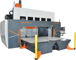 New model of CNC 5 axis machining center