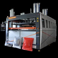 Maszyna do termoformowania próżniowego duża