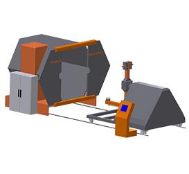 maszyny do rotomouldingu