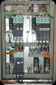Szafa elektryczna Siemens