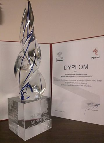 Award of the Minister of Economy
