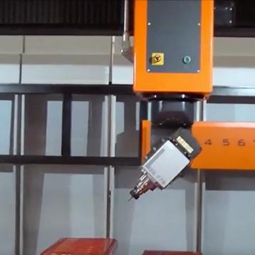 SMARTCUT CNC MILLING MACHINE 5 AXIS
