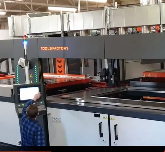 Production of automotive parts